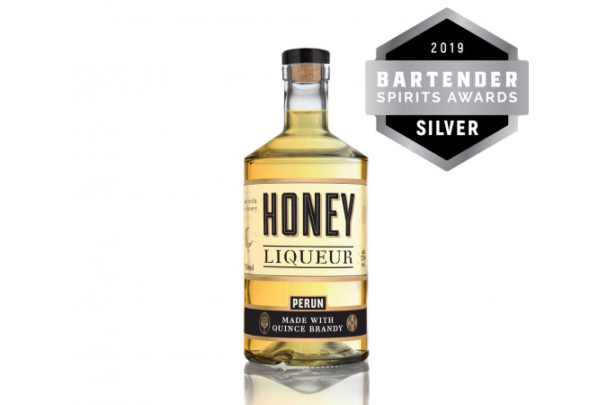 Perun Liquerue Honey 700ml