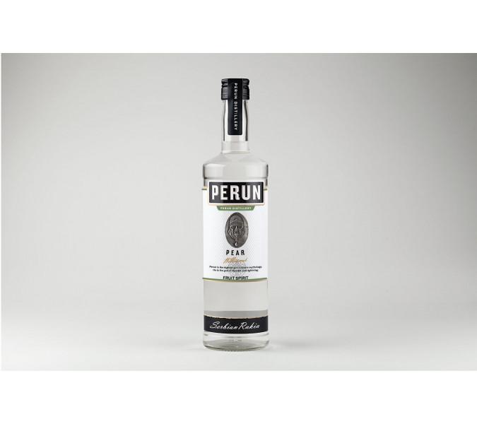 Perun Pear Brandy 700ml