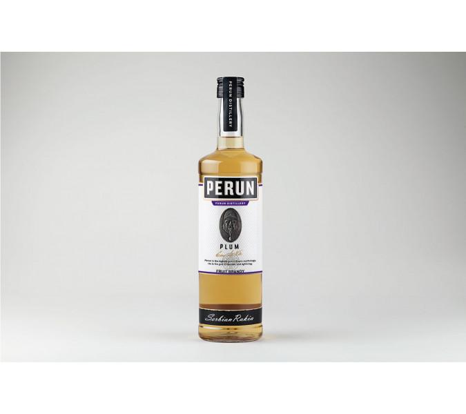 Perun Plum Brandy 700ml