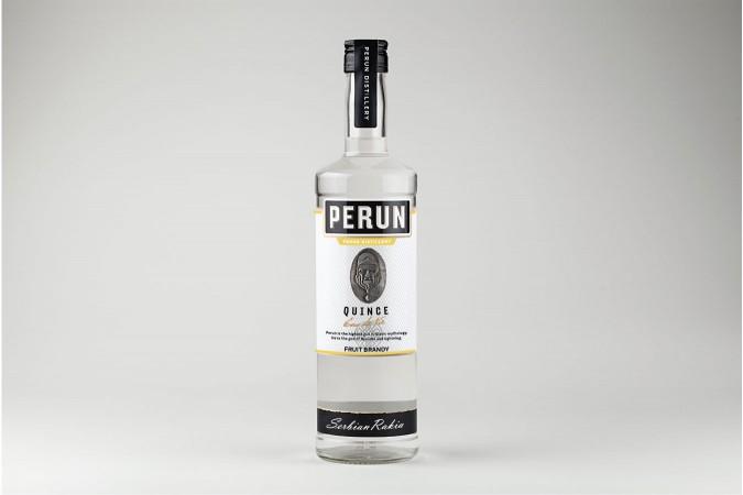 Perun Quince Brandy 1000ml