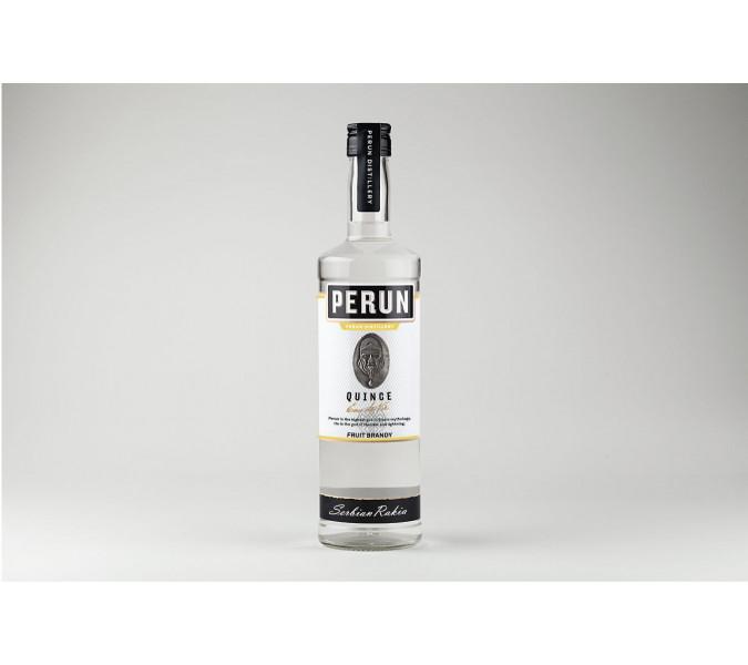 Perun Quince Brandy 700ml